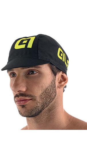 Alé Cycling Cap Hoofdbedekking geel/zwart